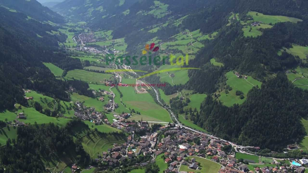 Radweg Passeiertal