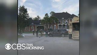 Gunman ambushes South Carolina police, killing 1 and wounding 6
