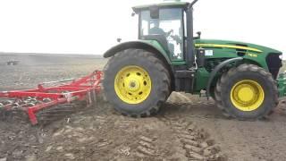 John Deere 7830 Agregat unia kombi  5.60  Uprawa pod siew kukurydzy