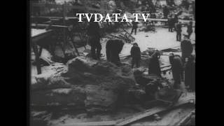 Soviet construction Belomorkanal 1930-1933, Stlin Labor camps Archival Footage Black White Rd241