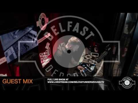 DARYL WATTERS Live On Belfast Underground Radio Techno