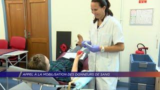 Yvelines | Appel à la mobilisation des donneurs de sang