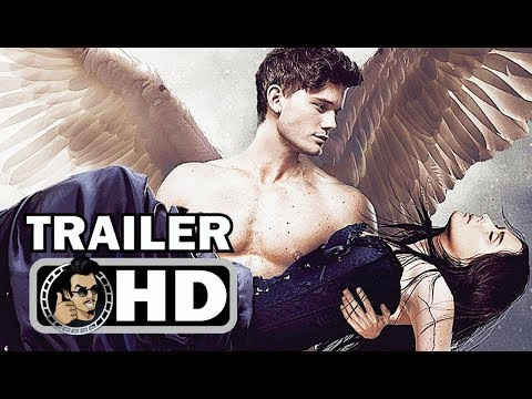 FALLEN Official Trailer (2017) Addison Timlin Angel Fantasy Movie HD