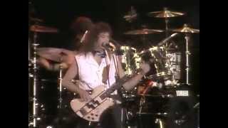 Whitesnake - Super Rock 1984 Live In Japan Band Members/Члены групп...