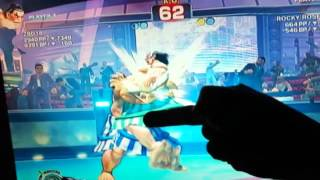 ROCKY ROSE SF4 RAMPAGE
