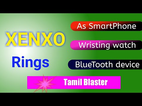 Ring as smartphone | Future technology | Tamil blaster
