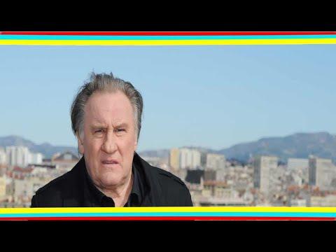VIDEO: Gérard Depardieu vote pour les élections présidentielles russes - Gala