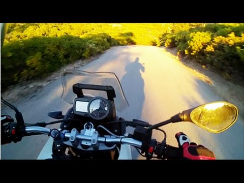 BMW G650GS Test - MotorcycleTV Review