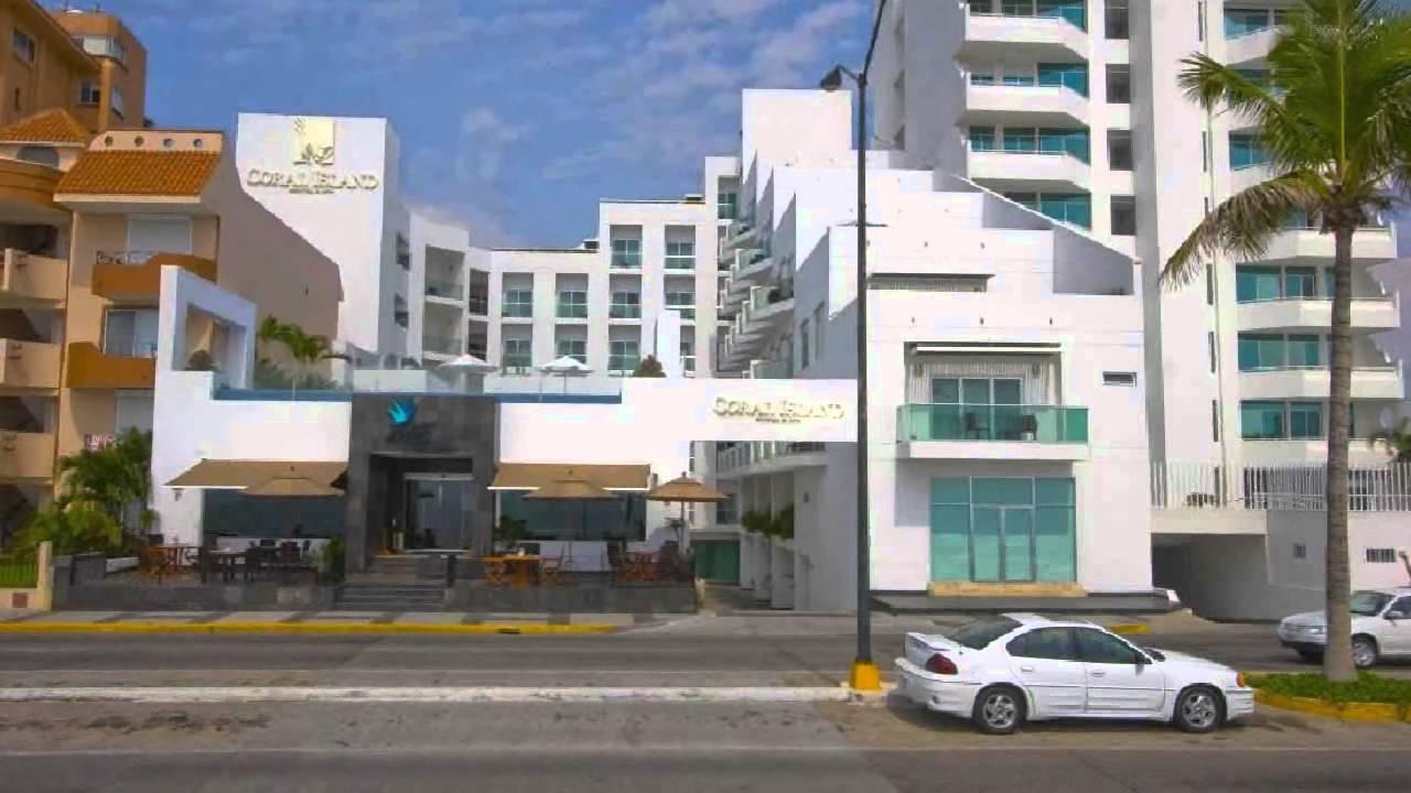 coral island hotel spa youtube. Black Bedroom Furniture Sets. Home Design Ideas