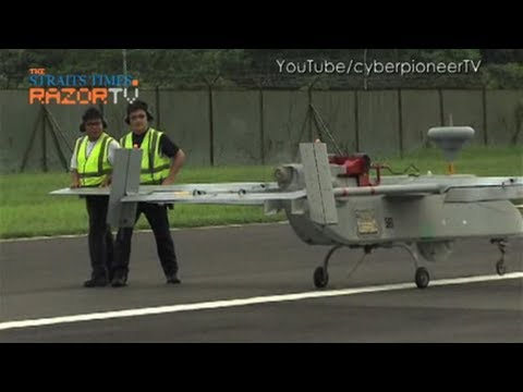 Searcher UAV Pt 1