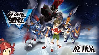 Game Review - Danball Senki W (LBX - Little Battlers eXperience W)