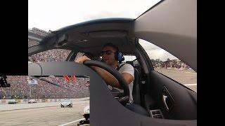 GoPro: Julian Edelman Drives NASCAR Pace Car