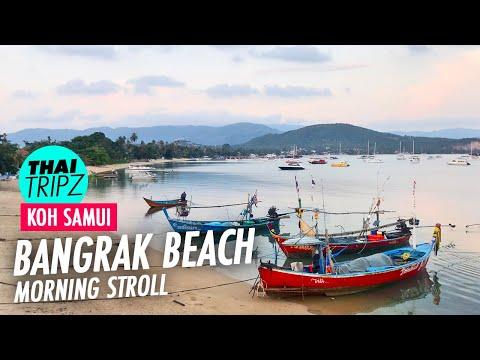 Bangrak Beach - Koh Samui, Thailand
