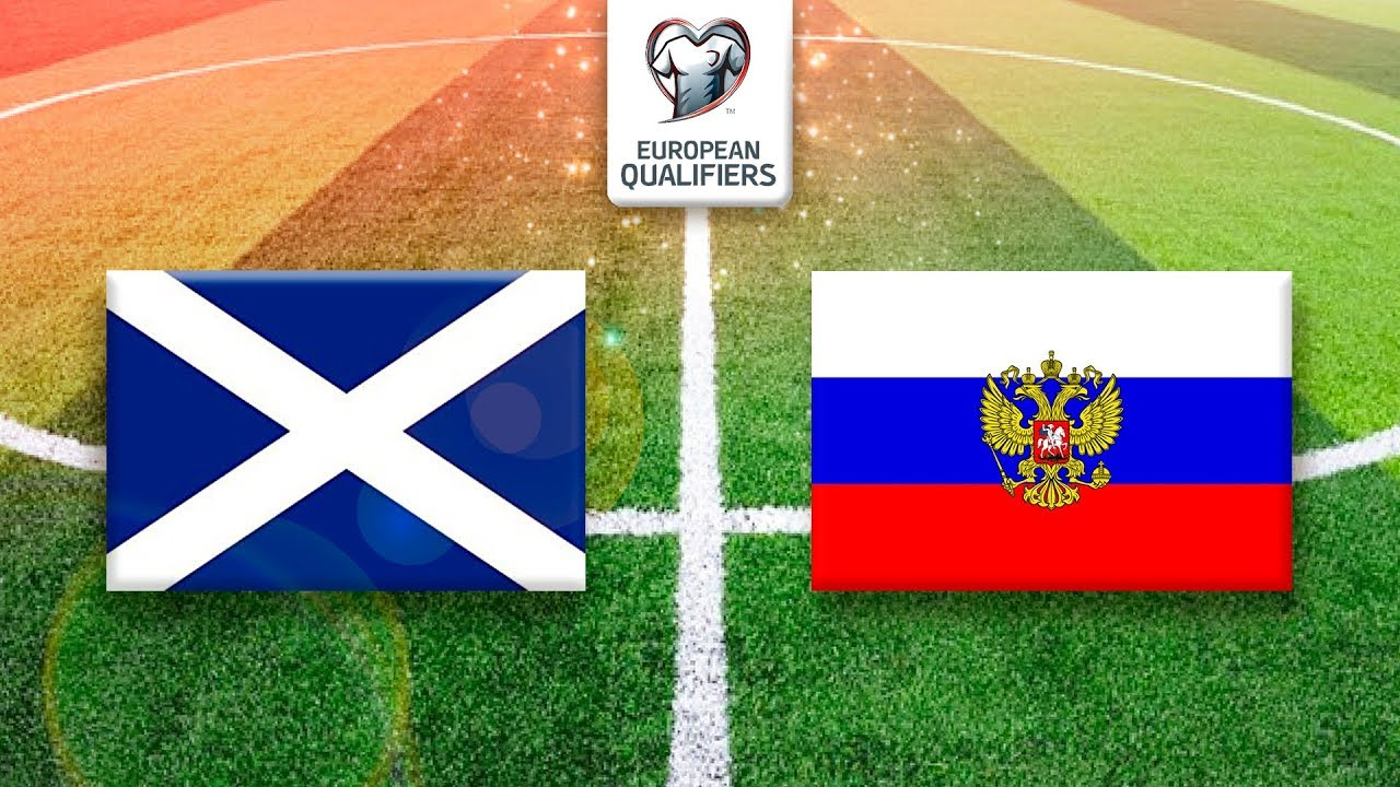 Russland Schottland