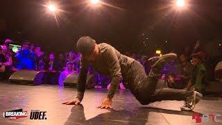 Flonetik Vs Jeffro  | Finał - City Of Excellence - Pro Breaking Tour