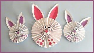 Paper Rabbit Making Video Tutorial
