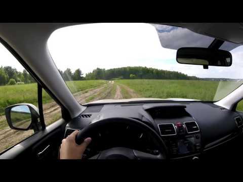 Subaru Forester XT 2016 + топим по грунтовке! (60p)
