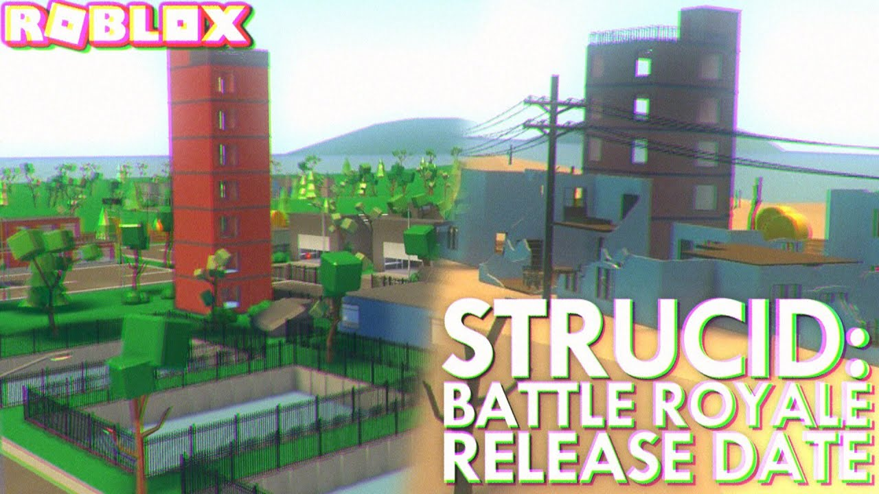 Strucid Battle Royale Roblox | Free Robux Instantly No ...