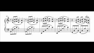 Souchiro Arima I (sheet Music)