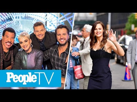 Katy Perry & Luke Bryan Gear Up For 'Idol' Reboot, Jennifer Garner's Intense Workout | PeopleTV