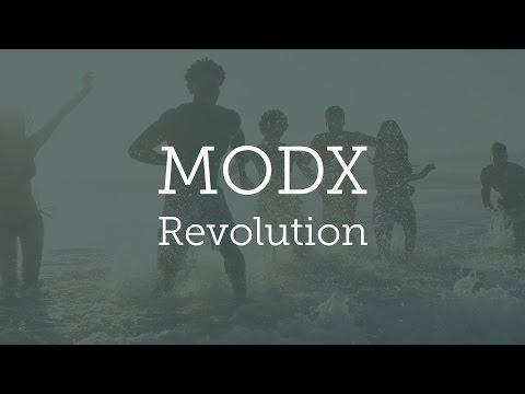 MODX Revolution - Базовый урок
