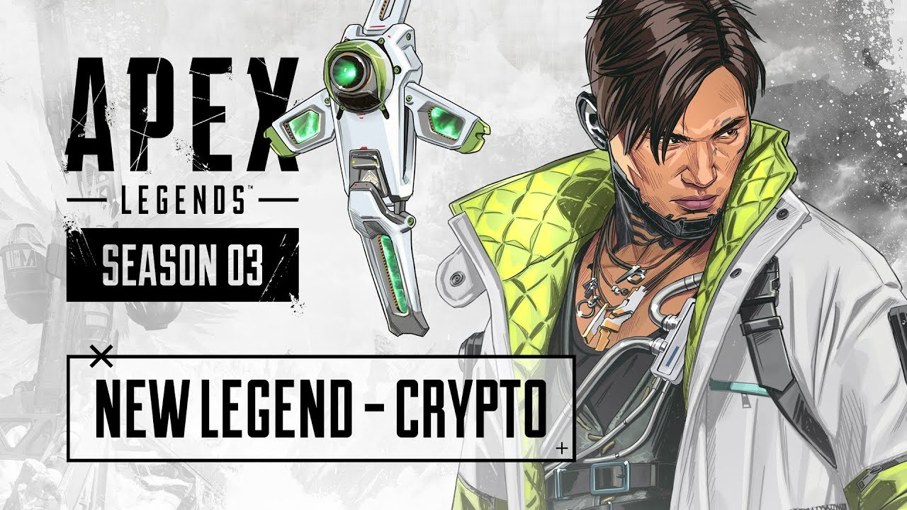 Image result for crypto apex legends