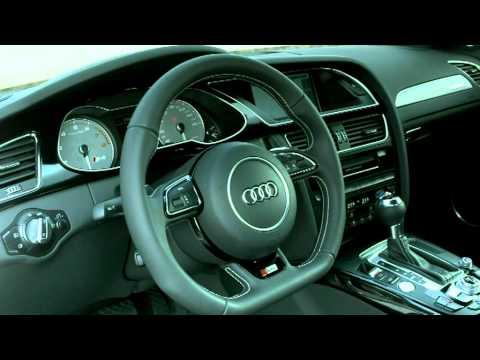 2013 Audi S4 Avant - Exterior and Interior Details