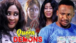 Queen Of Demons Season 2 Full Movie  -  2019 N Latest Nigerian Nollywood Movie ll Full HD