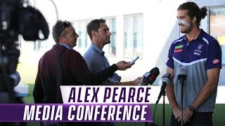 Hayden Ballantyne's cheeky wager to Alex Pearce | Media Conference - Friday 30 November 2018