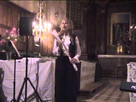 Laura Carletti Voï Che Sapete Mozart