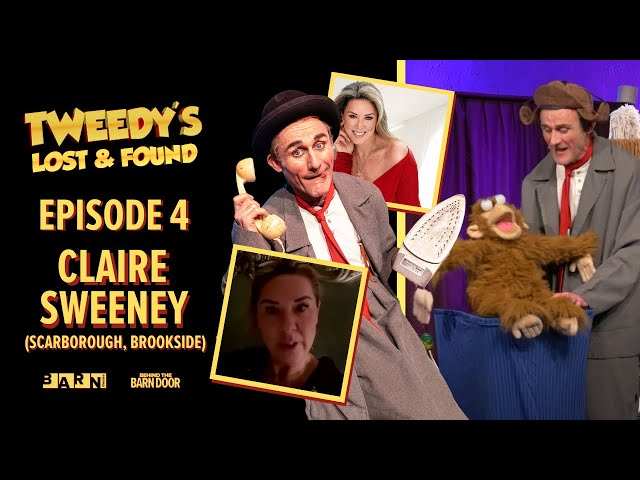 Tweedy's Lost & Found Episode 4 with Claire Sweeney | Clown | Children's Theatre