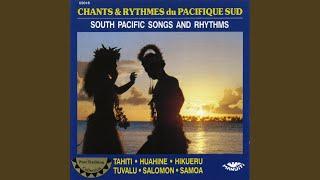 Vahine Tahiti Te Pahi