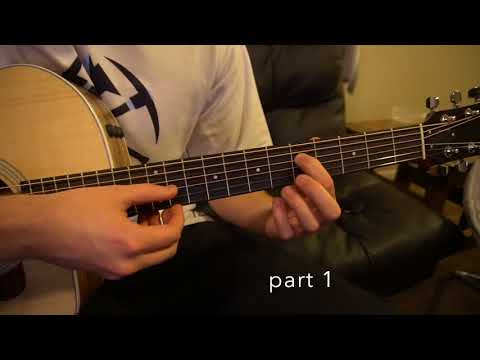 "Easy Guitar Lesson: ""XO"" By Eden"