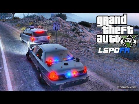 GTA 5 LSPDFR 0.3.1 - EPiSODE 150  - LET'S BE COPS - HIGHWAY PATROL (GTA 5 PC POLICE MODS)