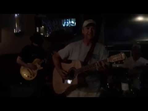 "LUKE HUGHES - ""KEEP YOUR HANDS TO YOURSELF"" - PARK BAR, BURBANK - BLUES JAM.  JUNE 20, 2016"