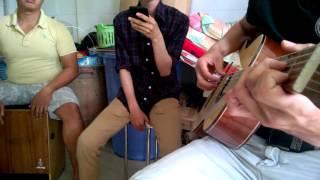 Tội Lỗi - Hồ Ngọc Hà. Cajon & Guitar cover