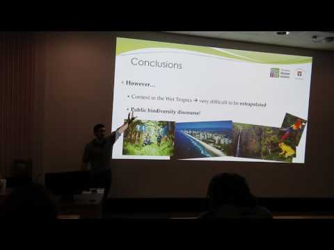 Scottish Ecology, Environment and Conservation Conference 2017, Aberdeen, Scotland UK