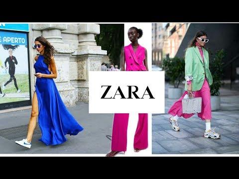 Шоппинг влог #ZARA.ИЮНЬ. ЛЕТНИЕ новинки/Shopping Vlog