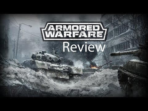 Armored Warfare Xbox One X Gameplay Review