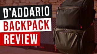D'Addario Backline Gear Transport Pack, uno sguardo approfondito al super zaino!