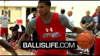 Andrew Harrison Is KENTUCKY BOUND & NBA Ready!! #1 PG in 2013! 1/2 of Harrison Twins!
