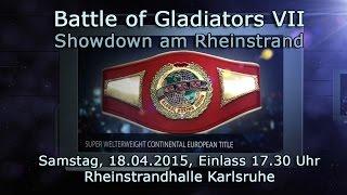 Battle VII - Showdown am Rheinstrand TRAILER