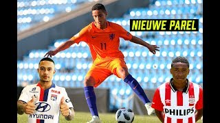 PSV-Kroonjuweel Ihattaren Kan Pereiro moeiteloos Vervangen