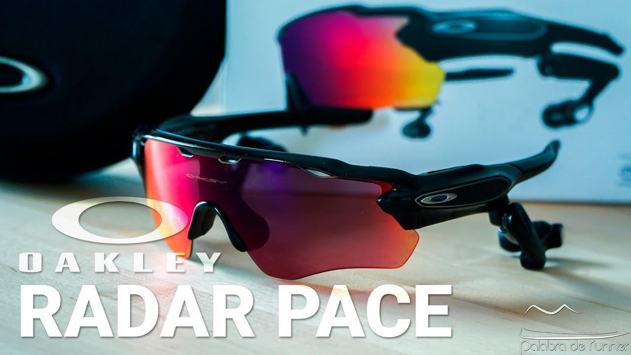 64d2419508 Oakley Radar Pace: gafas de sol inteligentes | Análisis y opinión en ESPAÑOL
