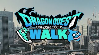 Dragon Quest Walk - Japanese Trailer