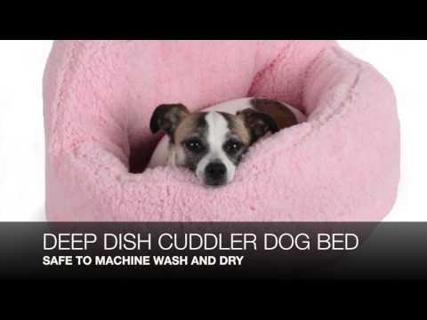 cuddler-dog-bed-review