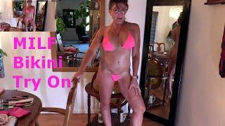 Milf in bathing suit