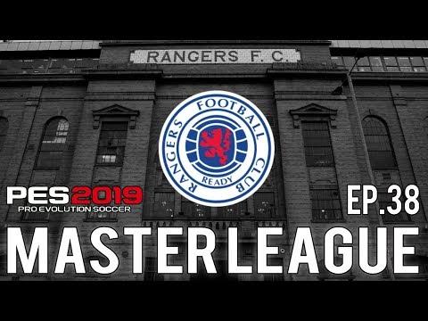 PES 2019 | Glasgow Rangers Master League | Episode 38 - End-of-Season Title Race Special