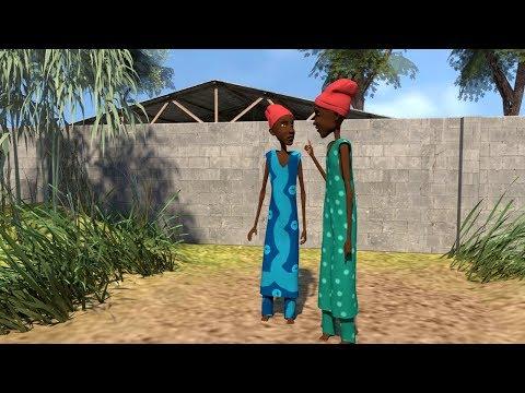 Ibro da Kulu barawon kaza Hausa 3D Animation