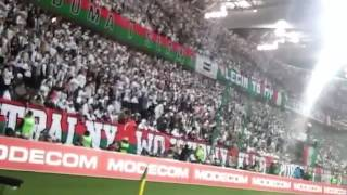 Doping ŻYLETY Legia-Lech
